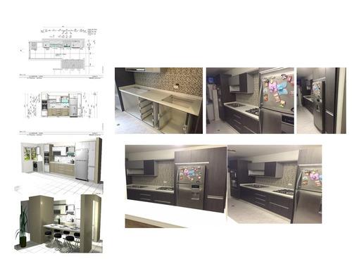 diseño y fabricacion de muebles de cocina a medida