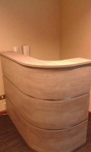 diseño y fabricación de muebles de oficina a medida