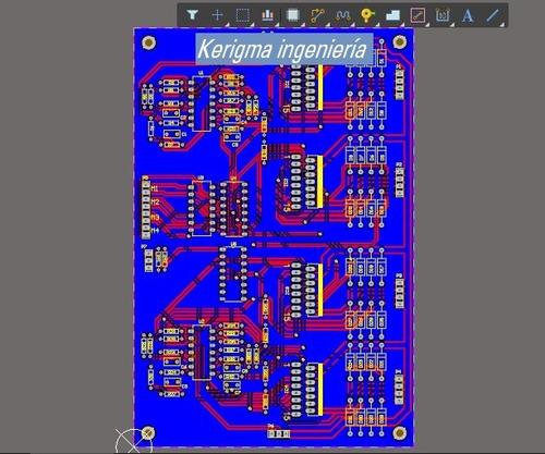 diseño y fabricación de pcb