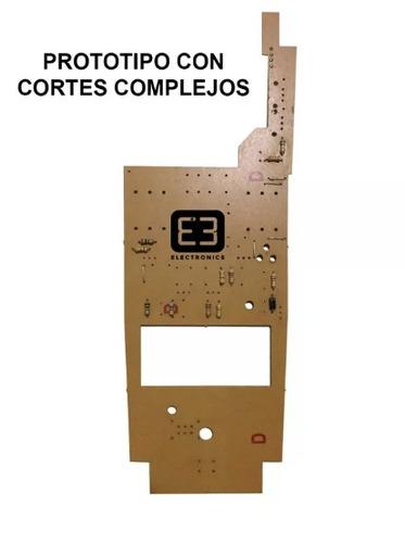 diseño y fabricación de placas de circuitos impresos pcb