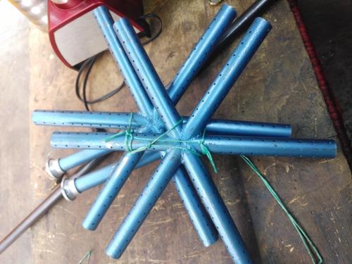 diseño y fabricación de quemadores a la medida