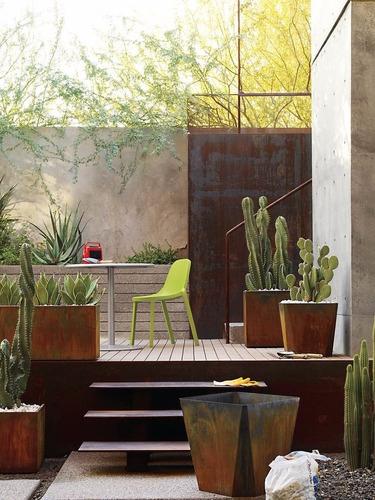 diseño y mantenimiento de jardines, terrazas y balcones