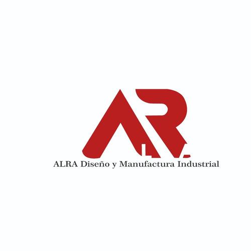 diseño y manufactura industrial  (torno, cnc, corte láser)