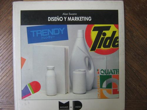 diseño y marketing, alan swann, ed g gili diseño gráfico