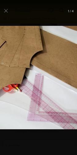 diseño y patronaje industrial de moldes