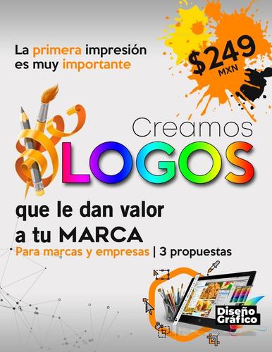 diseño y rediseño de logotipos