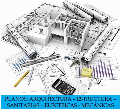 diseño y trámites de planos para construcción