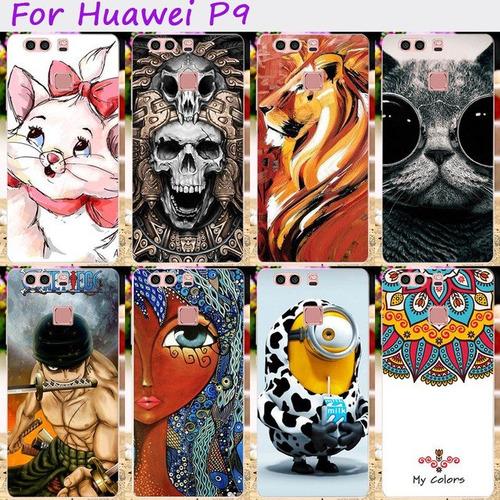 diseños 2016 funda case protector carcasa para huawei p9