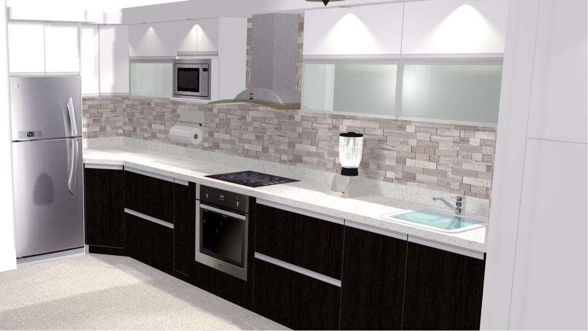 Diseños 3d, Cocinas Empotradas, Closets Y Otros Proyectos - Bs ...