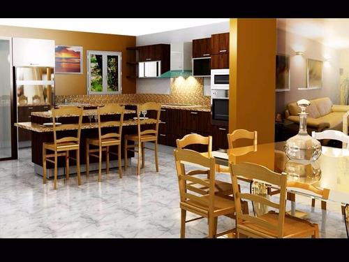 diseños de cocinas y espacios en grafica 3d grupo venezzi