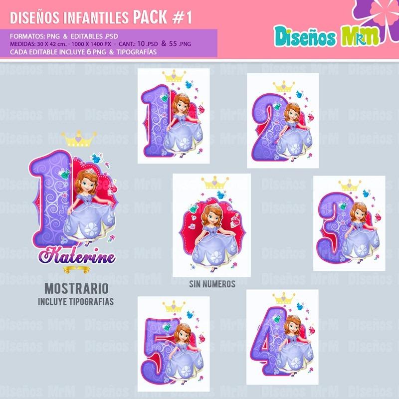 Diseños De Dibujos Infantiles Para Estampar Poleras Pack N1 ...