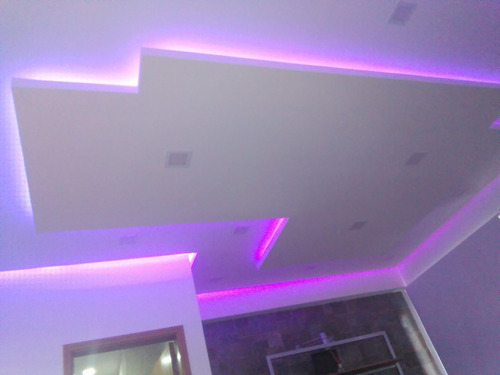 diseños en drywall y remodelaciones en general.