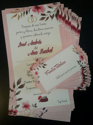 diseños gráfico e invitaciones digitales