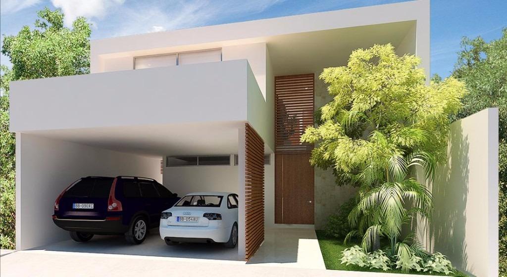 Dise os minimalistas casas fachadas estancia comedor etc for Disenos de casas 10x20
