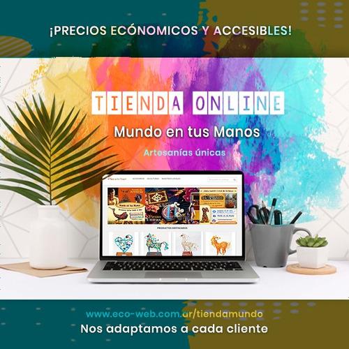 diseños modernos paginas web - tiendas online - hosting