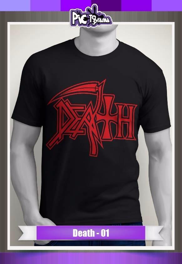 diseños music metal camisetas estampadas personalizadas. Cargando zoom. 4aca4c2c1dab6
