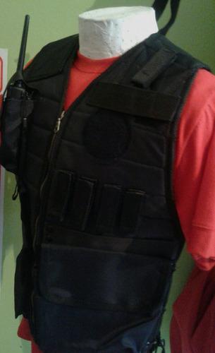 diseños para bomberos... chalecos tacticos color negro
