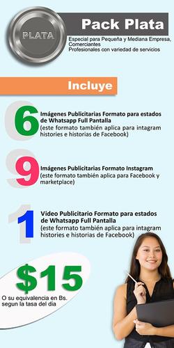 diseños publicitarios para redes sociales
