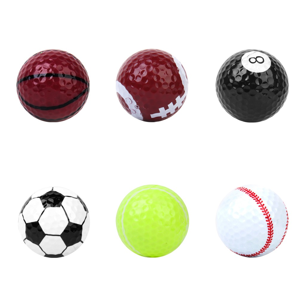 Diseños Surtido Pelotas De Golf Baloncesto Fútbol Te