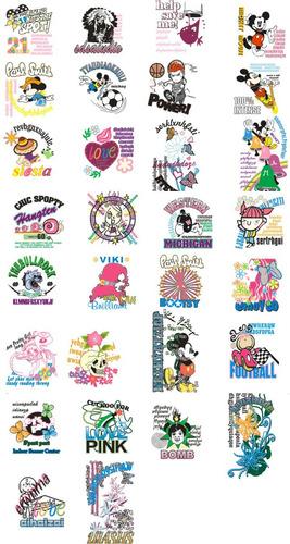 diseños vectores, serigrafia estampados remeras env.gratis
