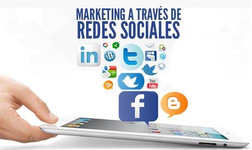 diseños web y marketing en redes sociales desde $1500 x mes