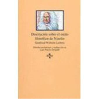 disertacion sobre el estilo filosofico de nizolio leibniz