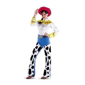 2e40eeeba58ca Disfraz Jessie Toy Story Talla 14 16 - Disfraces en Mercado Libre México