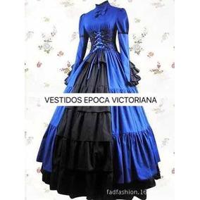 Victoriana Catrina Época Disfraz De Vestido Halloween nOk80wPX