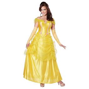 4135e85df9e Disfraz La Bella Y La Bestia Para Mujer Adulto  envio Gratis