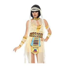 17193b06ed Disfraz De Momia Mujer Disfraz De Momia Reina en Mercado Libre México
