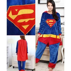 94bf13a2e5 Pijama De Superman Para Hombre - Disfraces en Mercado Libre México