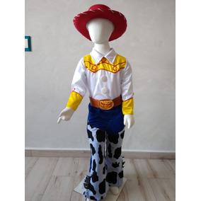 172fbac6b1747 Disfraz Tipo Jessie Vaquerita Toy Story Jessy Con Trenza
