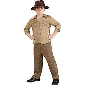 31c02aae44721 Disfraz De Indiana Jones Muscle Para Niño. Dni. Rubies en Mercado ...