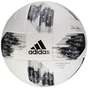 0a1bba982c536 Balon De Fut Marca adidas Negro Blanco