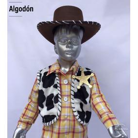 61132efe9f77f Hermoso Disfraz Del Vaquero Woody De Toy Story Crz