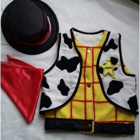 7aa245877d541 Chaleco Woody Toy Story - Disfraces y Cotillón en Mercado Libre ...
