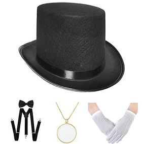 4f17ec829a46d Galera (sombrero De Copa)fieltro De Lana De Vicuña en Mercado Libre ...