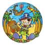Placas Partido - 8pk Niños Pirata De Papel De Lujo Vestido