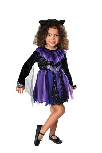 disfraces de halloween bebés - un tamaño de murciélago