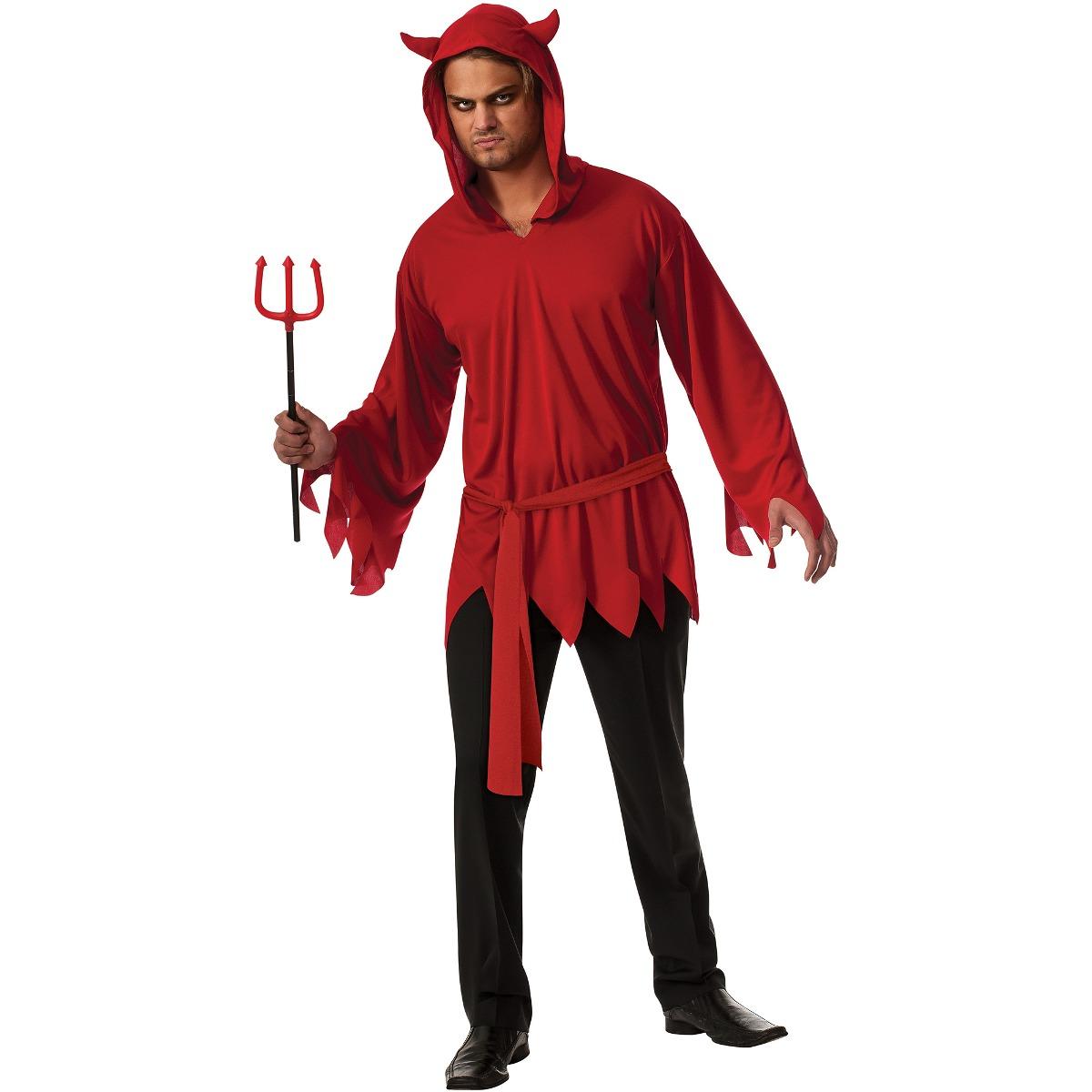 Disfraces De Halloween Para Hombre De Diablo 64900 en Mercado Libre