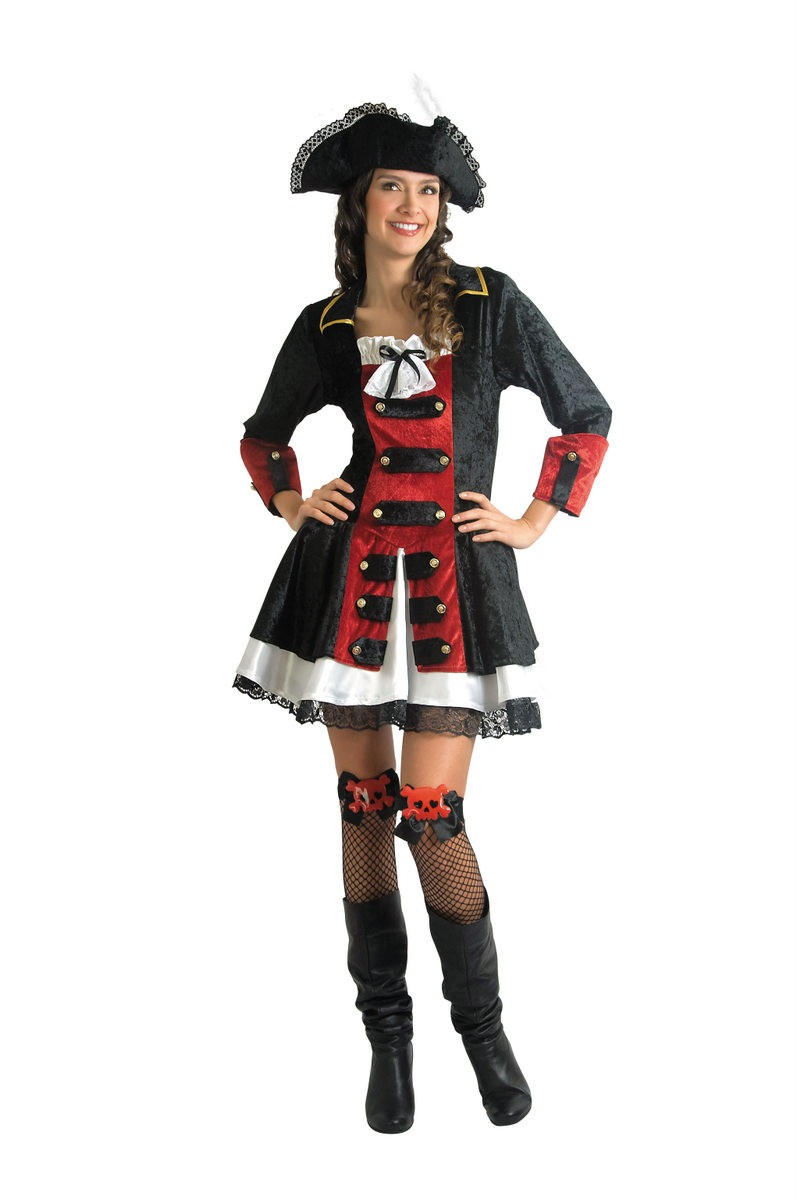 Disfraces Halloween Mujeres Pirata Corsario Cachivaches ...