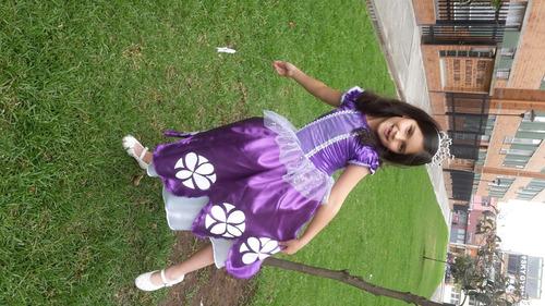 disfraces niña disfraz princesa