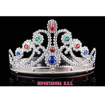 Corona De Princesa Para Disfraz Reina De Carnaval