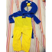 Disfraz De Pablo De Backyardigans Talla 1 Usado Una Vez