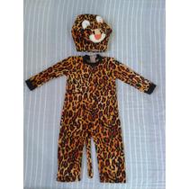 Disfraz De Leopardo Talla 1 Usado