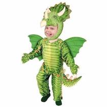 Disfraz De Dinosaurio Dragon De Bebe Talla 1