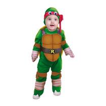 Disfraz Carnavalito Tortuga Ninja Bebé Talla:18-24