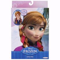 Peluca De Anna De Pelicula Frozen
