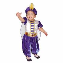 Disfraz Disfraces Principe Azul Bebe Traje Capa Y Gorro