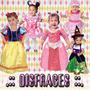 Oferta!!! Disfraces Bebes!!! Pirata Tigrito Princesa Cnv16